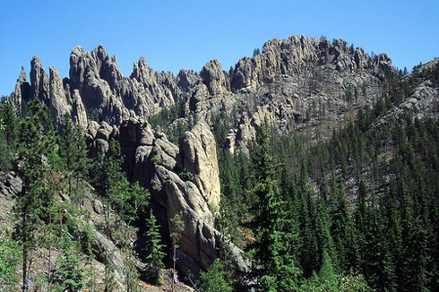 5 under appreciated vacation destinations in the usa for Cabine black hills south dakota