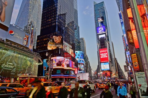 7 things to do in times square travel tweaks for Things to do at times square