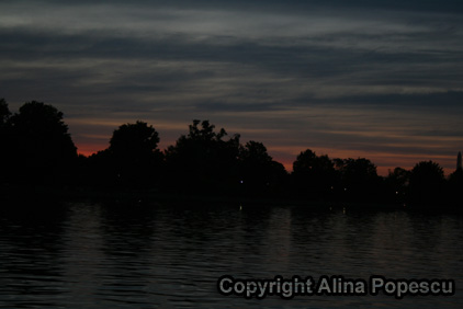 Potomac River Sunset