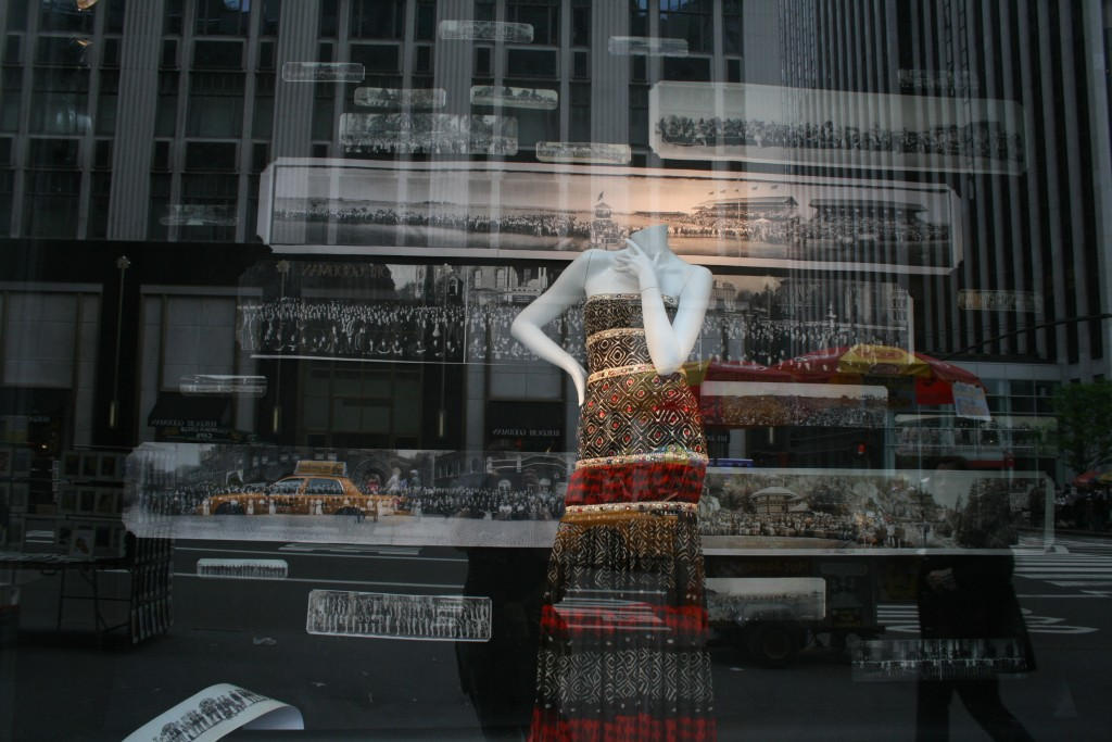 Window Shopping in Manhattan