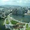 View of Macau from up top