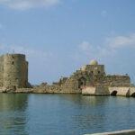Sidon Sea Castle - Lebanon
