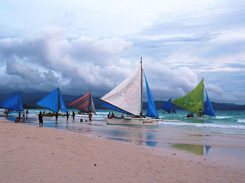 Boracay Island Outdoor activities