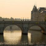 Paris honeymoon Seine River