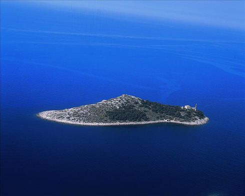 Kornati National Park Island - Croatia