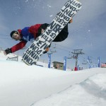 Snowboarding parks in Europe