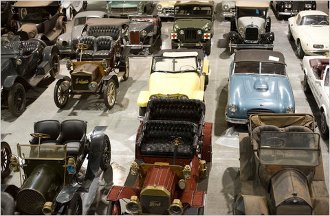 3 Amazing Car Museums in Los Angeles