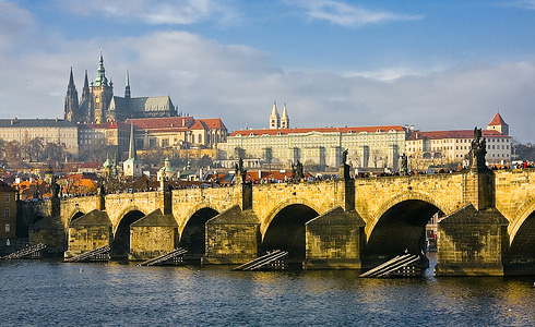 Prague honeymoon