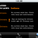 Distracted Driving Indiana
