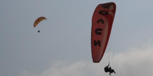 Top Paragliding Destinations