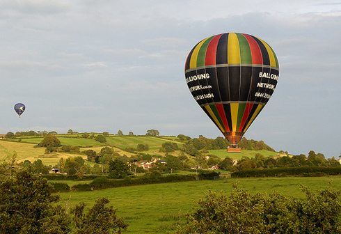 Avon Valley Balloon flights