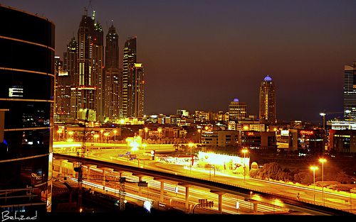 Dubay at night