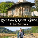 Romania Travel Guide App