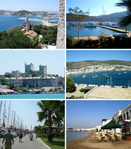Bodrum.collage