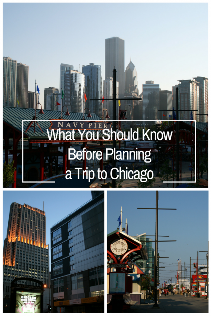 What You Should Know Before Planning a Trip to Chicago