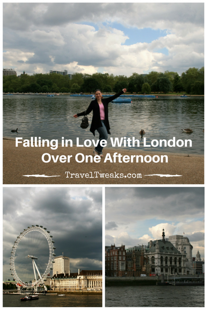 Falling in Love With London Over One Afternoon