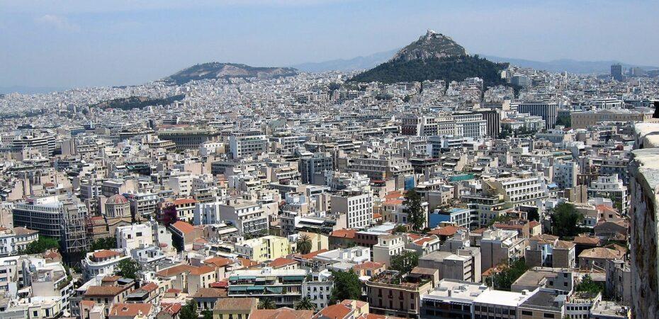 View of Athens, Acropolis