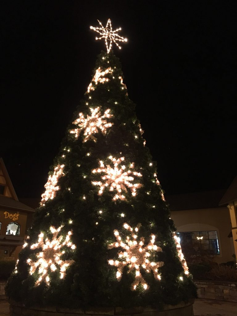 Frankenmuth, USA, Christmas Tree