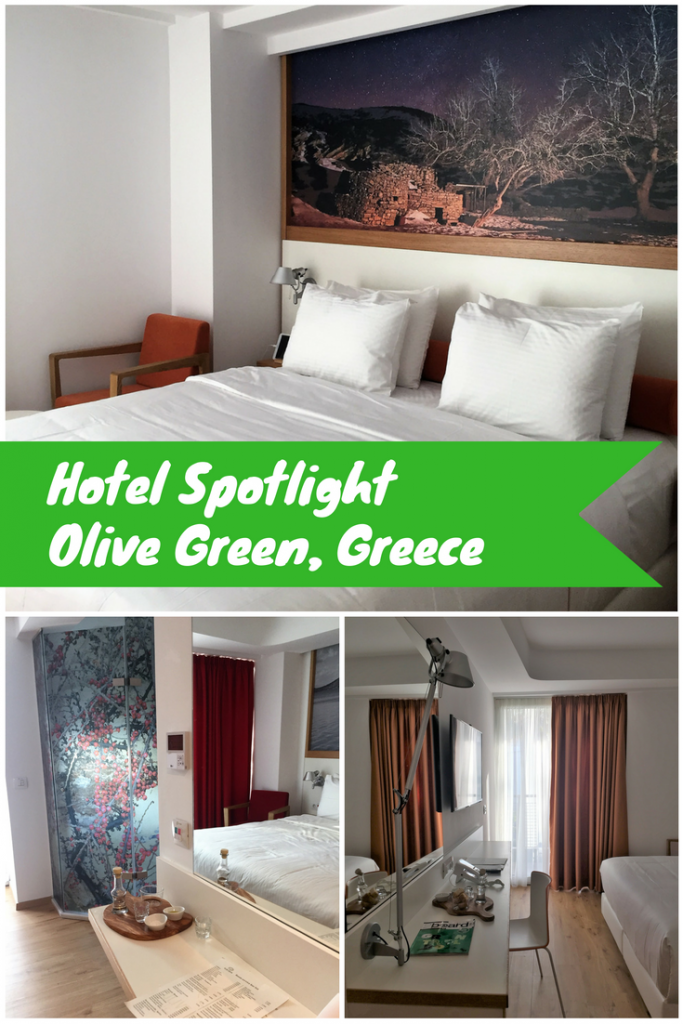 Olive Green Hotel in Heraklion Will Inspire Your Next Cretan Adventure