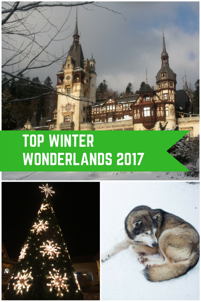 Top Winter Wonderlands to Explore in 2017