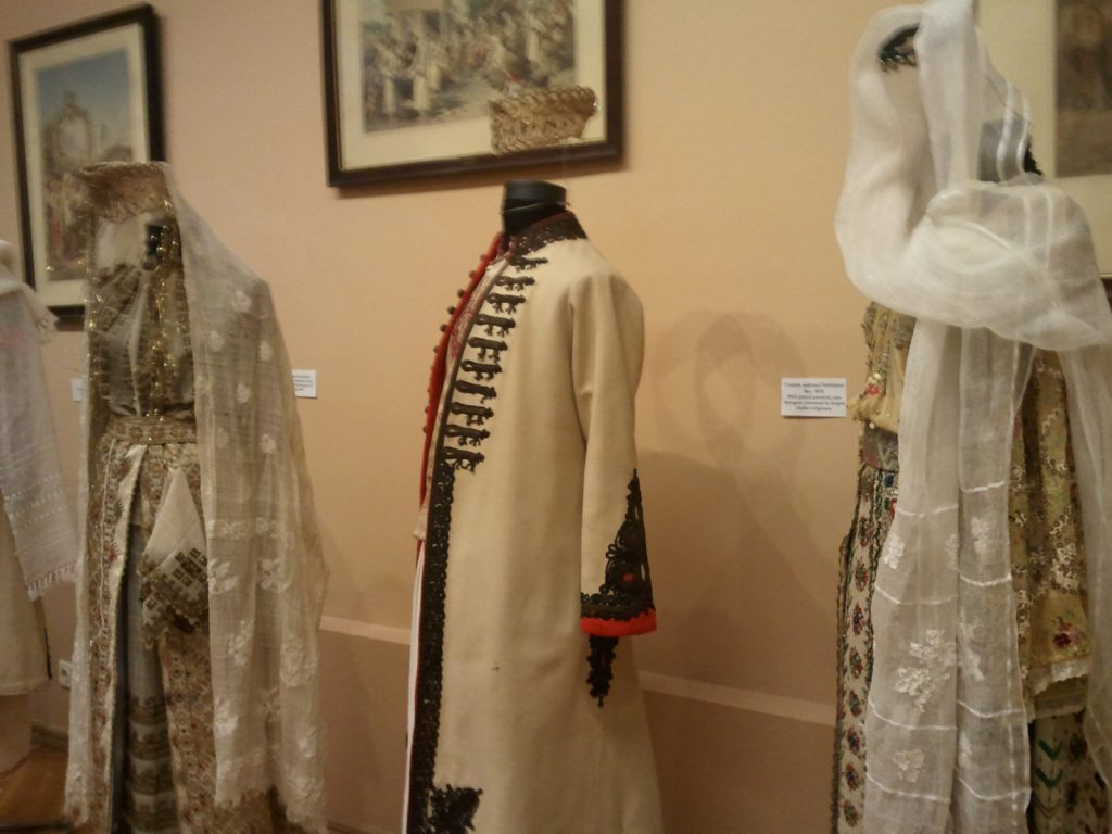 Traditional Romanian Folk Wear