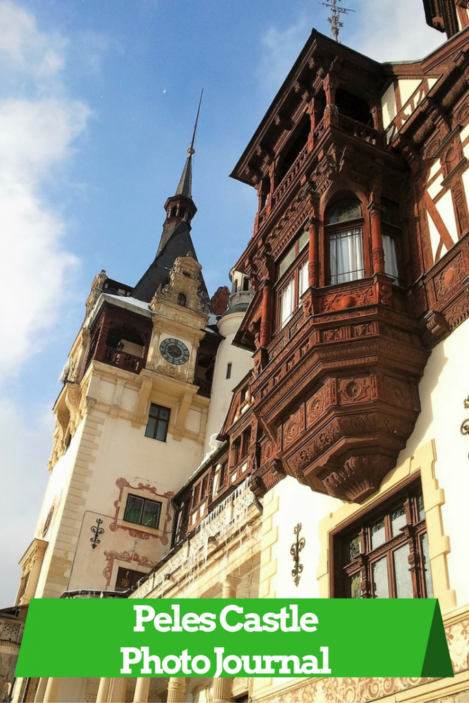 30 Winter Photos to Make You Travel to Sinaia and Visit the Peles Castle