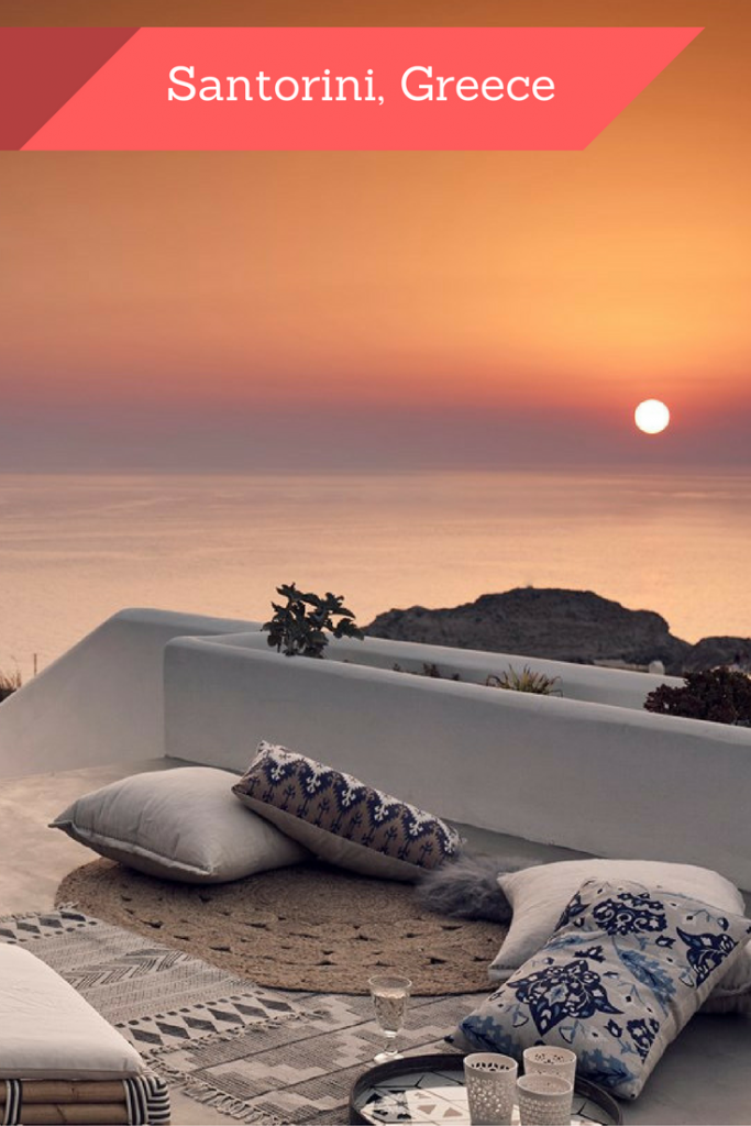 Best Spots to Watch the Santorini Sunset