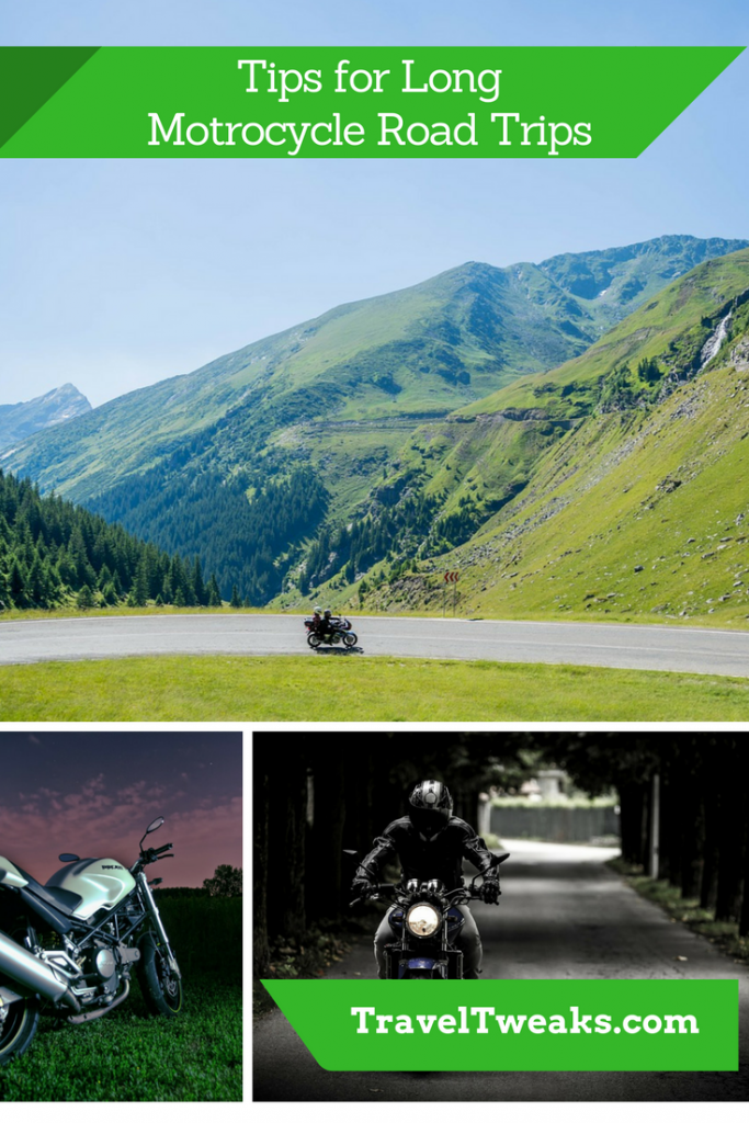 Travel Adventures: Tips for Long Distance Motorcycle Road Trips